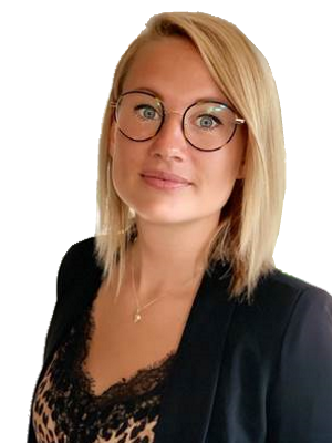Angelina Lindell - paralegal