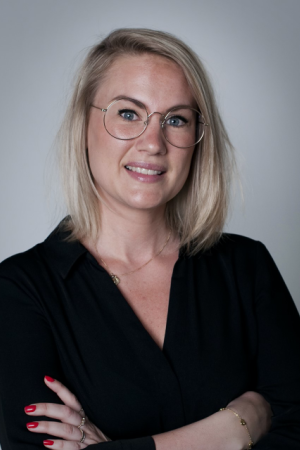 Parallegal student Angelina Lindell