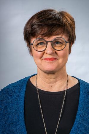 Kontorschef Ann Lindell