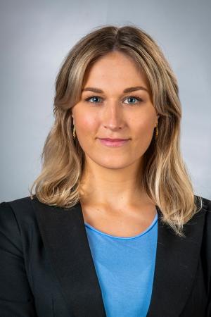Jur kand Thea Palmqvist